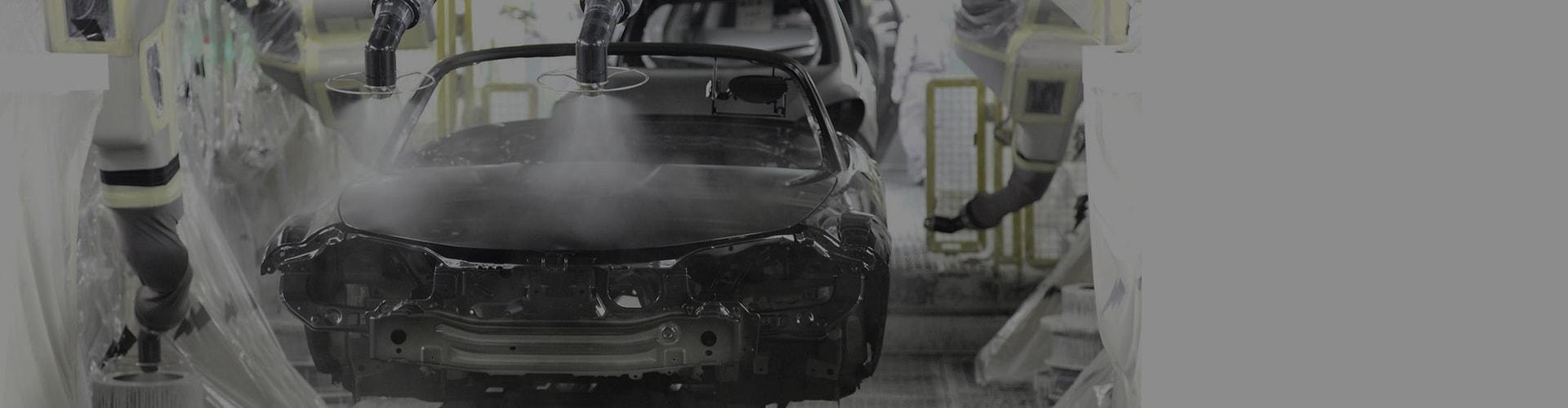 Современные технологии покраски автомобилей