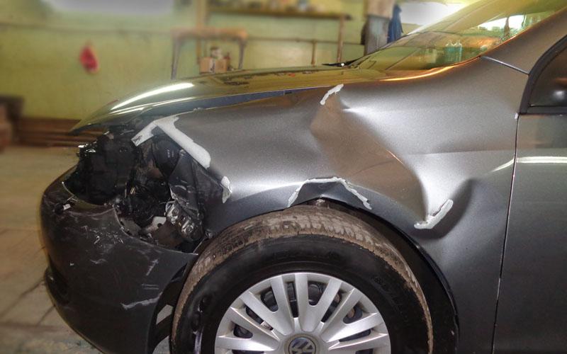 Ремонт кузова VW Golf
